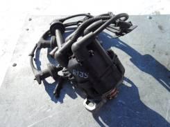 Трамблёр с проводами, 8 контактов, контрактный. Nissan Bluebird, EU14 Двигатель SR18DE