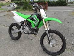 Kawasaki KX 85-II. 85 куб. см., исправен, без птс, без пробега