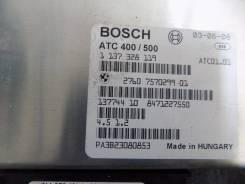 Блок управления автоматом. BMW X3, E83