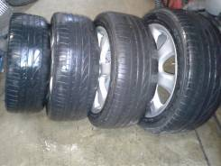 Bridgestone Turanza. Летние, износ: 60%, 4 шт