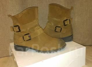 Ботинки Тимберленды. 35