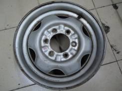 Nissan. 6.0x15.5, 6x139.70, ET35, ЦО 110,0мм.