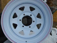 Red Wheel. 8.0x16, 6x139.70, ET-30, ЦО 110,1мм.