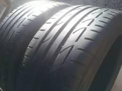 Bridgestone Potenza S02. Летние, износ: 20%