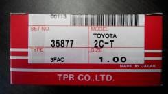 Кольца поршневые. Toyota: Town Ace, Carina, Vista, Master Ace Surf, Camry, Masterace, Corona, Caldina, Carina II, Corona Premio, Carina E, Avensis, Li...