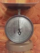 Весы фасовочные.