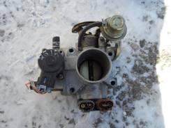Заслонка дроссельная. Nissan Bluebird Sylphy, FG10 Двигатель QG15DE
