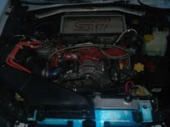 Двигатель в сборе. Subaru Impreza WRX Subaru Forester, SG9 Subaru Impreza WRX STI