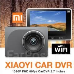 Видеорегистратор Xiaomi Yi SHD 1296P 2K CAR WiFi DVR Оригинал. Под заказ