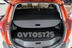 Полка багажника. Toyota RAV4, ZSA44, ZSA42, ASA44, ALA49 Двигатели: 3ZRFE, 2ARFE, 2ADFTV