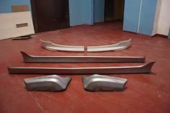 Обвес кузова аэродинамический. Nissan March, BK12, K12, BNK12, YK12, AK12