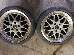 Продам колеса. 8.0x17 5x114.30 ET42 ЦО 73,1мм.