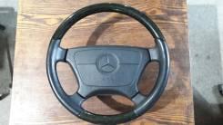 Руль. Mercedes-Benz E-Class, W124, W210 Mercedes-Benz S-Class, W140