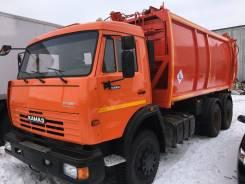 КамАЗ 65115. Ко 440-5 Мусоровоз камаз 65115-62 2012 г. в., 10 850куб. см.