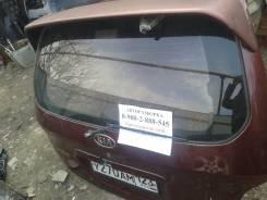 Крышка багажника. Kia Carnival