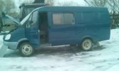 ГАЗ 2705. Продаётся Газель грузопассажирская, 2 464 куб. см., 7 мест