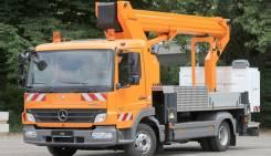 Mercedes-Benz Atego. Автогидроподъемник 813 (новый), 4 250 куб. см., 18 м.