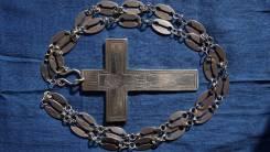Наградной наперстный павловский крест. Фабрика Н. В. Немирова-Колодкина. Оригинал
