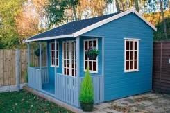 Строим небольшие дачные домики недорого в Пензе