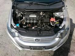 Двигатель в сборе. Honda Insight, ZE2 Двигатель LDA