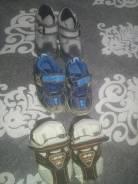 Детская обувь одним лотом. 21, 22