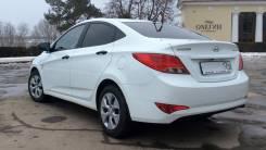 Hyundai Solaris. ПТС 1.6 МТ 2015 Белая