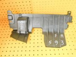 Дефлектор радиатора, правый передний