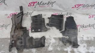 Защита двигателя. Mitsubishi Airtrek, CU5W, CU2W, CU4W