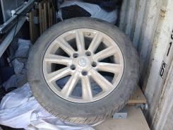 Продаю колеса: диски Lexus, шины Yokohama Parada Spec-X 285/50 R20. x20