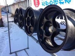 Black Racing. 6.5x14, 4x100.00, ET25, ЦО 65,0 мм.
