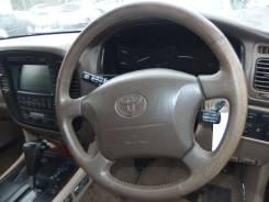 Подушка безопасности. Toyota Land Cruiser, HDJ101, UZJ100W, HDJ101K, HDJ100, UZJ100L, UZJ100, HDJ100L, J100 Двигатели: 1HDT, 2UZFE, 1HDFTE