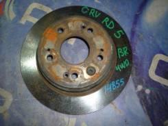 Диск тормозной Honda CR-V RD5, правый задний
