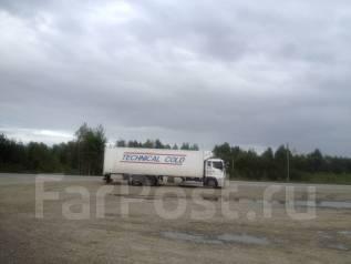 Перевозка груза Хабаровск-Владивосток-