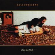 """CD Kaleidoscope (UK) """"White-faced lady"""" 1970 Germany"""