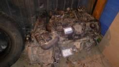 Двигатель в сборе. Toyota Caldina, CT190 Двигатель 2C