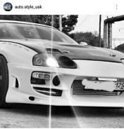 Обвес кузова аэродинамический. Toyota Supra, JZA80. Под заказ