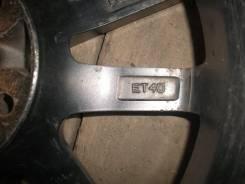 Nissan X-Trail. 6.5x16, 5x114.30, ET40, ЦО 66,1мм.