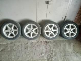 Продам хороший комплект колёс. 6.0x15 4x100.00 ET35