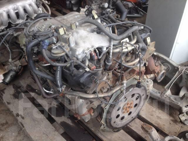 Двигатель в сборе. Nissan Elgrand, ALE50 Двигатель VG33E
