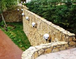 Бетонирование подпорных стен, сборные стенки, монолит, заборы, фундамент
