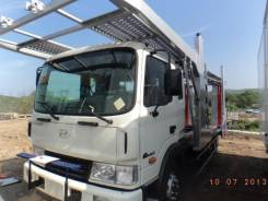 Hyundai Trago. , 5 899 куб. см., 5 195 кг.