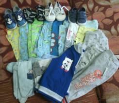 Детская одежда пакетом на рост 68-74. Рост: 68-74 см