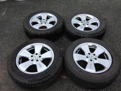G-Corporation Estatus. 7.5x18, 5x114.30, ET48, ЦО 70,0 мм.