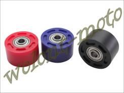 Ролик цепи DRC Красный (42mm) D47-41-443