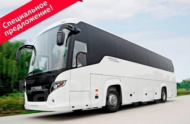 Scania. Touring междугородний в Барнауле, 51 место