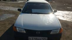 Mazda Familia. автомат, передний, 1.3 (86 л.с.), бензин, 115 000 тыс. км