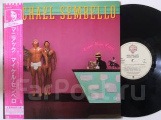 Культ! Майкл Сембелло / Michael Sembello - Bossa Nova Hotel - JP LP 83