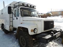 ГАЗ 3308 Садко. Продам газ 3308 автодом, 3 000 куб. см.