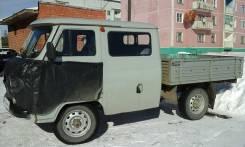 УАЗ 39094 Фермер. Продам Уаз фермер-390945, 2 700 куб. см., 800 кг.