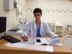 Медицинская сестра, медицинский брат. Незаконченное высшее образование (студент), опыт работы 6 месяцев